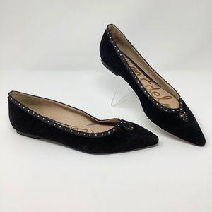 Sam Edelman Flats black/suede Size. 8M